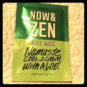 "PINK, Victoria's Secret ""Now & Zen"" FACEMASK"